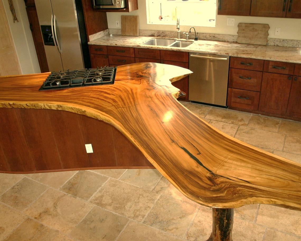 Wood Slab Work Amp Islands Portfolio Categories Natural
